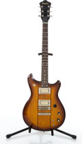 Musical Instruments:Electric Guitars, Ibanez ST-200 Sunburst Electric Guitar #B797607....