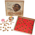 Baseball Collectibles:Others, Circa 1900 The Funny Game of Hit or Miss....