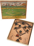 Baseball Collectibles:Others, 1890's Woodman's Great Base Ball Puzzle....