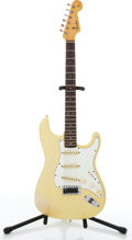 Musical Instruments:Electric Guitars, 1963 Fender Project Stratocaster Olympic White Electric Guitar#A0655....