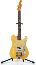 Musical Instruments:Electric Guitars, 1969 Fender Telecaster Olympic White Electric Guitar #278549....