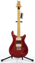Musical Instruments:Electric Guitars, 2004 Paul Reed Smith (PRS) Swamp Ash Special Cherry Electric Guitar#SA02149....