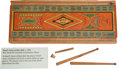 Baseball Collectibles:Others, Mid-1880's Reed's Game of Base Ball....