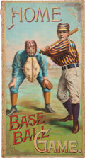 Baseball Collectibles:Others, 1897 Home Base Ball Game by McLoughlin Bros....