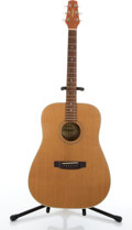 Musical Instruments:Acoustic Guitars, Peavey SD-9 Natural Acoustic Guitar # 4-538262....