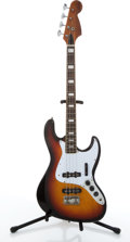 Musical Instruments:Bass Guitars, Import Fender Bass Copy Sunburst Electric Bass Guitar #N/A....
