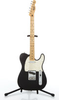 Musical Instruments:Electric Guitars, 1994/95 Squire by Fender Telecaster Black Electric Guitar#MN409110....