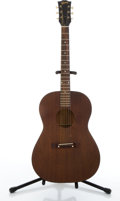 Musical Instruments:Acoustic Guitars, Vintage Gibson LGO Acoustic Guitar #T6343....