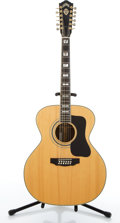 Musical Instruments:Acoustic Guitars, Takamine F-395S Natural Acoustic Guitar #77031354....
