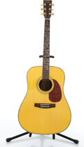 Musical Instruments:Acoustic Guitars, Bean Blossom Martinsville BMG-1 Natural Acoustic Guitar # N/A....