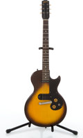 Musical Instruments:Electric Guitars, 1968 Gibson Melody Maker Sunburst Electric Guitar #930807....