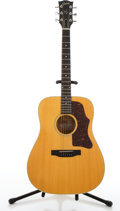 Musical Instruments:Acoustic Guitars, Gibson Gospel Natural Acoustic Guitar #06147029....