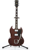 Musical Instruments:Electric Guitars, Gibson SG Cherry Project Electric Guitar #040516....