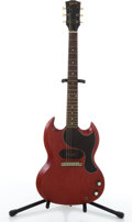 Musical Instruments:Electric Guitars, Circa 1965 Gibson SG Cherry Electric Guitar #266950....