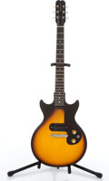 Musical Instruments:Electric Guitars, 1960's Epiphone Olympic Special Sunburst Electric Guitar ...