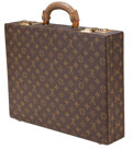 Decorative Arts, French:Other , LOUIS VUITTON MONOGRAM CANVAS BRIEFCASE . Paris, France, circa1988. Marks: stamped to interior ®, LOUIS VUITTON, PARIS,m...