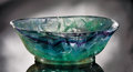Lapidary Art:Carvings, FLUORITE BOWL. ...