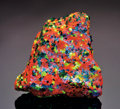 Minerals:Flourescent, HYDROZINCITE, WILLEMITE, AND CALCITE. ...