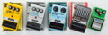 Musical Instruments:Amplifiers, PA, & Effects, Ibanez Tube Screamer/DOD Effects Pedal Lot... (Total: 5 Items)