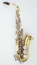 Musical Instruments:Horns & Wind Instruments, Selmer Bundy II Alto Saxophone #1256101....