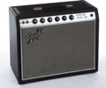 Musical Instruments:Amplifiers, PA, & Effects, Circa 1968 Fender Princeton Reverb-Amp Black Amplifier #N/A....
