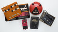 Musical Instruments:Amplifiers, PA, & Effects, Lot of 5 Pedals and Effects. ...