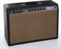 Musical Instruments:Amplifiers, PA, & Effects, Fender Deluxe Reverb-Amp Black Amplifier #A05773....