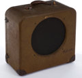 Musical Instruments:Amplifiers, PA, & Effects, Vintage Gibson Tube Amplifier # N/A....