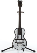 Musical Instruments:Lap Steel Guitars, 1940's Rickenbacker Electro Black Lap Steel Guitar # N/A....