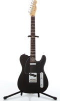 Musical Instruments:Electric Guitars, 2002/03 Fender Telecaster American Black Electric Guitar#Z2229689....