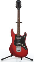 Musical Instruments:Electric Guitars, Epiphone Red Electric Guitar #1225609....