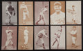 Baseball Cards:Sets, 1939-46 Salutation Exhibits Collection (30 Different). ...
