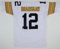 Football Collectibles:Uniforms, Terry Bradshaw Signed Jersey....