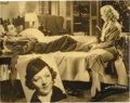"""Movie Posters:Drama, Clark Gable and Jean Harlow in """"Wife vs. Secretary"""" (MGM, 1936). Deluxe Photo (11"""" X 14"""").. ..."""