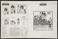 """Movie Posters:Animation, Yellow Submarine (United Artists, 1968). Uncut Pressbook (Eight Pages, 13.25"""" X 18""""). Animation.. ..."""