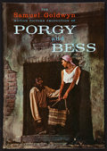 "Movie Posters:Musical, Porgy and Bess Lot (Columbia, 1959). Hardcover Photoplay Book (40 Pages, 8.75"" X 12.5""), and Souvenir Program Books (2) (50 ... (Total: 3 Items)"