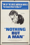 "Movie Posters:Black Films, Nothing But a Man (Cinema 5, 1964). One Sheet (27"" X 41""). BlackFilms.. ..."