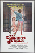 "Movie Posters:Bad Girl, The Concrete Jungle Lot (Pentagon, 1982). One Sheets (2) (27"" X41""). Bad Girl.. ... (Total: 2 Items)"