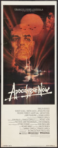 "Movie Posters:War, Apocalypse Now (United Artists, 1979). Insert (14"" X 36""). War....."