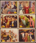 "Movie Posters:Drama, Lloyds of London (20th Century Fox, 1936). Lobby Cards (6) (11"" X14""). Drama.. ... (Total: 6 Items)"