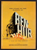 Movie Posters:Academy Award Winners, Ben-Hur (MGM, 1959). Hardcover Program (36 Pages, 8.25' X 11.25).Historical Drama.. ...