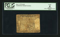 Colonial Notes:Connecticut, Uncancelled Connecticut June 1, 1775 2s 6d PCGS Apparent Good 04.....