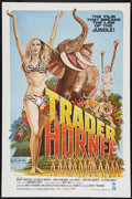 """Movie Posters:Adult, Trader Hornee (Entertainment Ventures, Inc., 1970). One Sheet (28"""" X 41""""). Adult.. ..."""