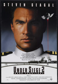 Above the Law (Warner Brothers, 1988)  One Sheet (27
