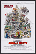 "Movie Posters:Comedy, Animal House (Universal, 1978). One Sheet (27"" X 41"") Style B.Comedy. Starring John Belushi, Tim Matheson, John Vernon, Ver..."