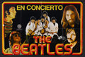 "Movie Posters:Documentary, Beatles in Concert (Cinefilms, 1970). Brazilian Poster (27"" X 18.5""). Documentary. Starring the Beatles, Paul McCartney, Joh..."