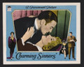 """Movie Posters:Drama, Charming Sinners (Paramount, 1929). Lobby Card (11"""" X 14""""). Drama.Starring Ruth Chatterton, Clive Brook, Mary Nolan, Willia..."""