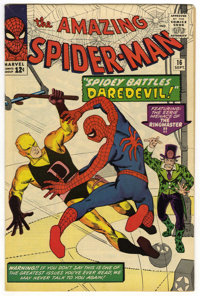 The Amazing Spider-Man #16 (Marvel, 1964) Condition: VF/NM