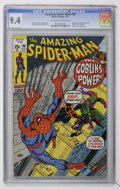 Bronze Age (1970-1979):Superhero, The Amazing Spider-Man #98 (Marvel, 1971) CGC NM 9.4 Off-white to white pages....