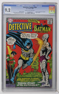 Silver Age (1956-1969):Superhero, Detective Comics #356 (DC, 1966) CGC NM- 9.2 Cream to off-white pages....